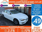 2013 BMW 318D 20 TD MODERN GOOD BAD CREDIT CAR FINANCE FROM 49 P WK