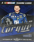 2016 Panini Torque Nascar Racing EXCLUSIVE Factory Sealed Retail Box with or for