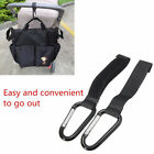 Carabiner Clips Pushchair Stroller Hook Baby Car Carriage Hook Buggy Clip