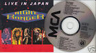 NIGHT RANGER Live in Japan (CD 1990) 12 Songs Sister Christian+