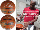 CHARLES OAKLEY,NEW YORK KNICKS,CHICAGO BULLS,SIGNED,AUTOGRAPHED,BASKETBALL,PROOF
