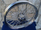 21 X 35 DNA 60 SPOKE SINGLE DISC FRONT WHEEL FOR HARLEY TOURINGFXST 84 99