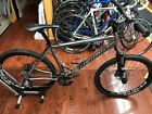 Merlin XLM 18.75 MTB Bike TITANIUM MINT CONDITION Free Shipping