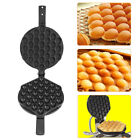 Durable Kitchen Nonstick Egg Bubble Bake Mold Plate Waffle Maker Pan Tool AF