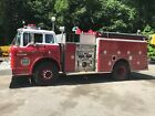 Ford C8000 Pumper with CAT 3208 Turbo Parts Truck 4 speed automatic 3208T