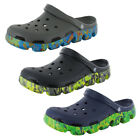 Crocs Duet Sport Marbled Clog Shoes