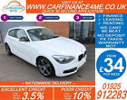 2013 BMW 116i 16 SPORT GOOD BAD CREDIT CAR FINANCE AVAILABLE