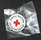 American Red Cross Pin First Aid CPR Certified