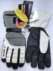 Gerbings Heated Clothing S 2 HEAT CORE 7V White Gray Womens Snow Gloves Size L