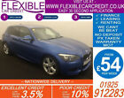 2013 BMW 120D 20 M SPORT AUTO GOOD BAD CREDIT CAR FINANCE AVAILABLE