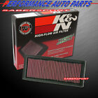 K&N 33-2945 Hi-Flow Air Intake Washable Drop in Filter for Audi *See Detail*