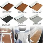 94 x35 Marine Boat Flooring EVA Foam Yacht Teak Decking Sheet Carpet Floor Pad