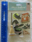 Jolees Boutique WITCHES 8 Dimensional Stickers