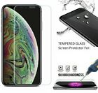 Lot 9H Premium Real Tempered Glass Film Screen Protector for iPhone 8 Plus 8+ 7
