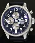 Ernst Benz Chronoscope SS large 47mm day/date automatic chronograph men's watch