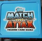 Match Attax - Trading Cards storage box - Carry Case - VGC