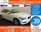 2012 BMW 118D 20 TD SE GOOD BAD CREDIT CAR FINANCE FROM 39 P WK