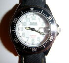 Guess Waterpro Watch Womens 50M With Date New Battery Professionally Installed