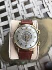 LeCoultre Alarm World Time 10K Gold Filled Vintage Watch-RARE World Time Alarm!!