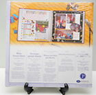 Creative Memories 12x12 White Portrait Sleeves Scrapbook Pages New 5 Sheets