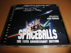 SPACEBALLS the SCORE rare CD soundtrack JOHN MORRIS mel brooks star wars parody