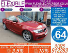 2013 BMW 118D SPORT PLUS EDT CONVERTIBLE GOOD BAD CREDIT CAR FINANCE FR 64 P WK