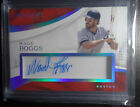2017 Immaculate #IA-WB Wade Boggs Boston Red Sox 17 25 Auto Baseball Card