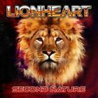 LIONHEART - SECOND NATURE * NEW CD