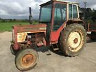International 574 tractor in ex farm condition ready for work or restoration