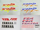 Motorcycle Fairing Sticker Decal for Yamaha FZR 125 250 400 600 1000 FZRR #lu