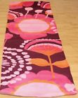 200 NEW Rug Elizabeth ABIGAIL Pink Purple Bright Floral Hall Runner Surya 26x8