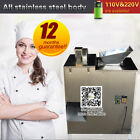 brand new stainless steel dough divider machine for dumpling machine,100kg/h