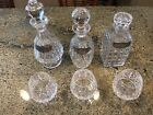6 PC Waterford Lismore Collection