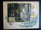 1923 THE WHITE ROSE RARE VINTAGE D W GRIFFITH LOBBY CARD SILENT NICE SHAPE