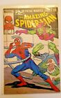 Lot Of 3 The Official Marvel Index To The Amazing Spider Man Comic Book 7 9 VF+