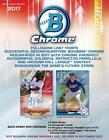 2017 Bowman Chrome Baseball Hobby Box PRESALE