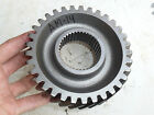 Transmission Second Shaft Gear 33 Tooth 3C152-28290 Kubota M9960 Tractor