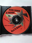 Kevin Cronin HARD TO BELIEVE promo cd single 1991 (Bill Champlin) REO SPEEDWAGON