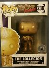 Funko POP! Disney Parks Exclusive GOTG Breakout Gold The Collector #236