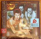 Rare David Bowie Diamond Dogs 30th Double CDs EMI Japan Carded Digipack OBI