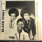 BLACK IVORY Sweet Soul Funk 45 I Keep Asking You Questions Dont Turn Around