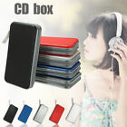 80 Disc CD DVD Album Wallet Storage Organizer Video Case Box Holder Bag US