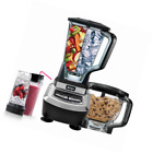 Ninja Supra Kitchen Blender System with Food Processor and Single Serve Cups (BL