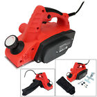 VOCHE® 900W ELECTRIC POWER PLANER WOOD PLANE PARALLEL / REBATE GUIDES + DUST BAG