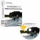 New Humminbird Autochart Pro DVD PC Mapping Software Zero Lines Micro Card