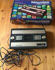 Mattel Intellivision Master Component Video Game Console w/ Box 1981 Vintage
