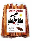 Best Free Range Bully Stick Great Training Dog Treats Low Odor USDA 6 in 1 2 lb