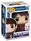 Funko Pop! NYCC 2017 Fall Convention Exclusive Trollhunters Jim Red Armor #466