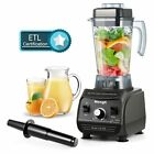 Professional Blender MengK 1500W High Speed Electric Total Nutrition Food with -