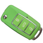 3 Buttons Remote Key Fob Case Fit For Vw Volkswagen Bora Beetle Golf Polo Passat